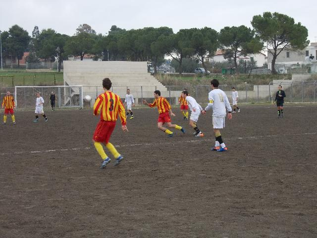 Golden Boys Matera sul campo
