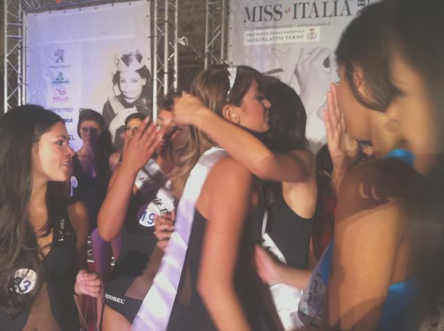 Grazia Guerrieri - Miss Basilicata 2011