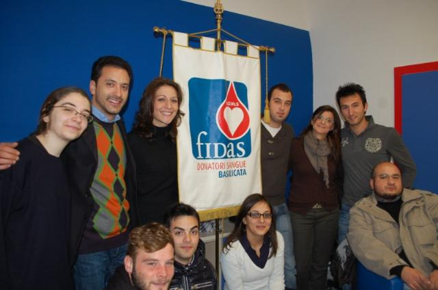 il Gruppo Giovani Dirigenti Fidas Basilicata