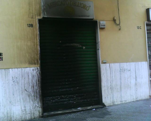 il negozio Mercato dell´oro (foto Martemix)