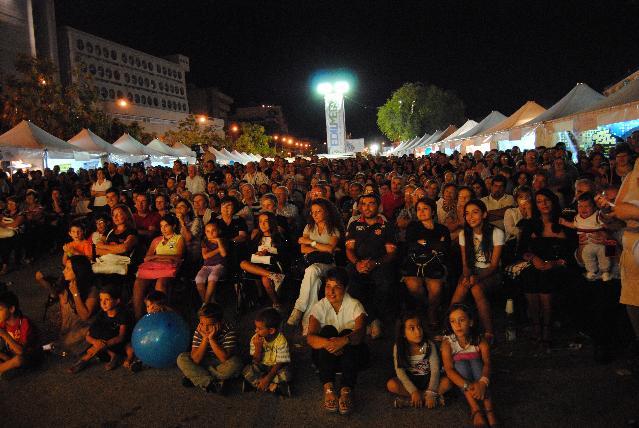 Il pubblico di Matera è Fiera 2011
