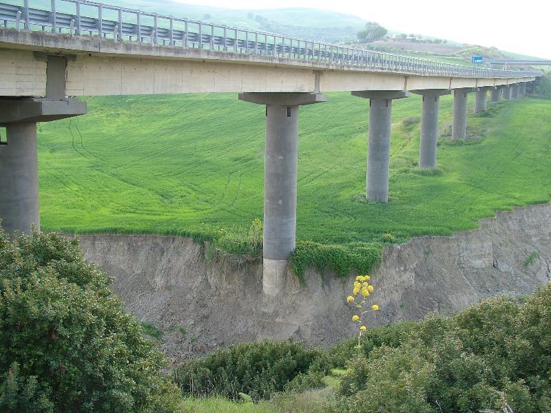 Il viadotto della Bradanica (foto Martemix)