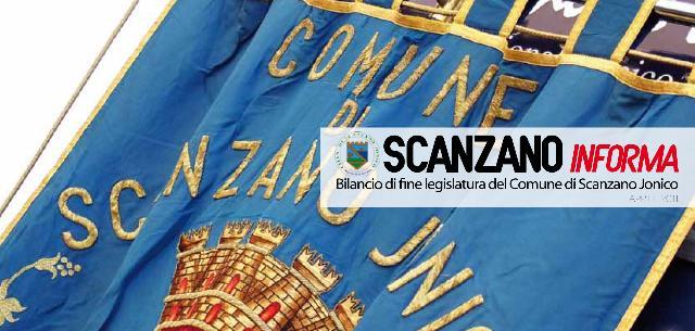 La copertina del report su Scanzano