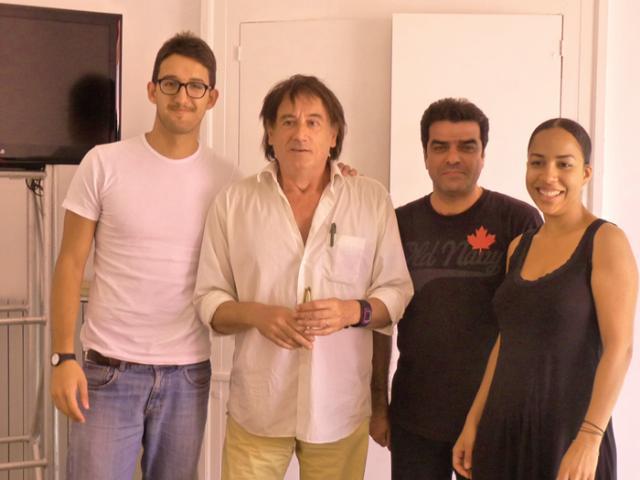 La giuria del Lucania Film Festival 2011