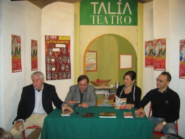 La presentazione di Talia Teatro (foto Martemix)