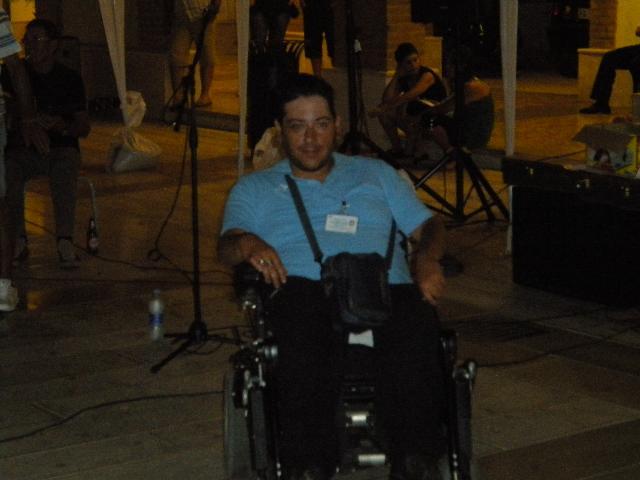 La prima festa del disabile a Marconia