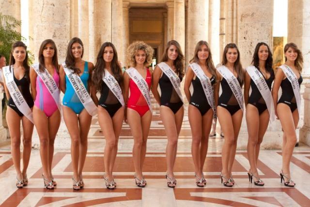 Le Miss lucane a Montecatini