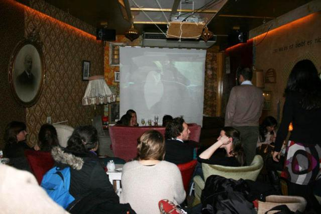 Lucania Film Family ad Amsterdam