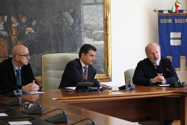 M´AMI. MateraMilano - conferenza di presentazione - 11 aprile 2011