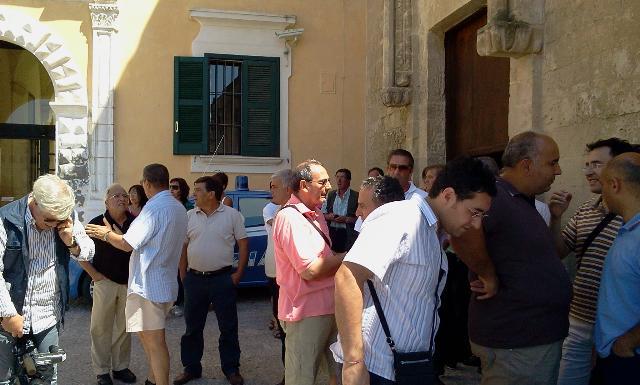 Manifestazione cgil 20-07-2011