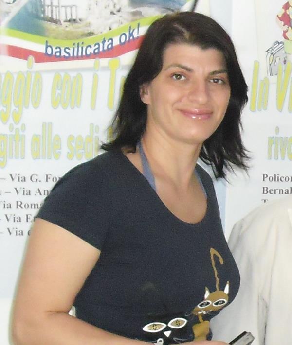 Marina Festa, Segretaria Provinciale dell´Adiconsum Cisl di Matera
