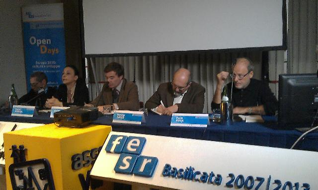 Open Days 2011 a Matera