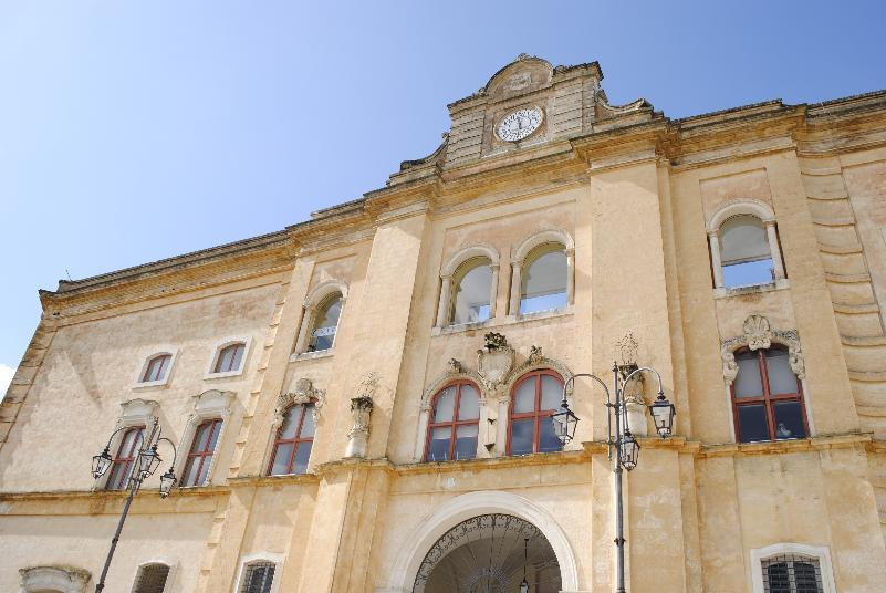Palazzo dell´Annunziata - Cinema Comunale (foto Gianni Cellura)