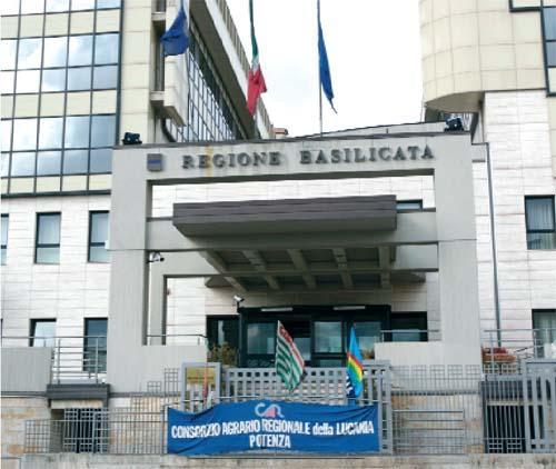 Palazzo Regione Basilicata