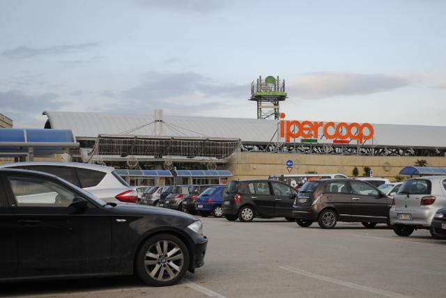 Parcheggio Ipercoop - Matera