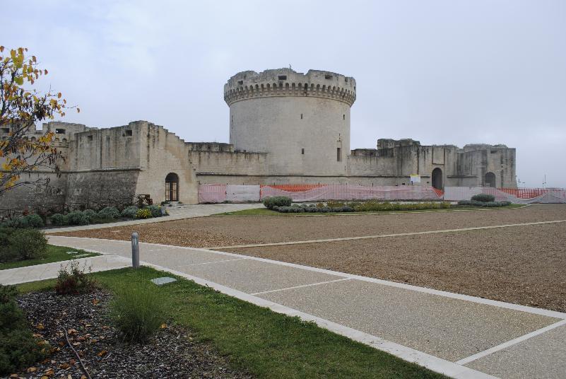 Parco del castello (foto SassiLand)