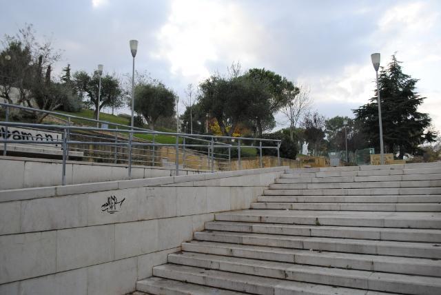 Parco Giovanni Paolo II - Matera