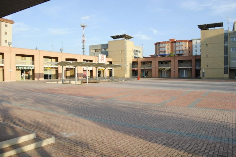 Piazza Tre Torri - Matera (foto SassiLand)
