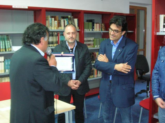 Premiazione Sapore di Fragole 2011