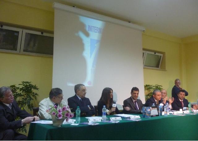 Presentazione calendario Coppa Scirea 2011