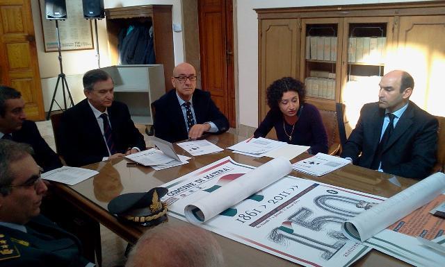 Presentazione del programma per i 150 anni dell´unità d´Italia - 11 marzo 2011