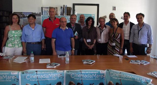 Presentazione di CinemadaMare 2011