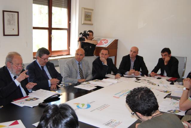 Presentazione di Matera è Fiera 2011