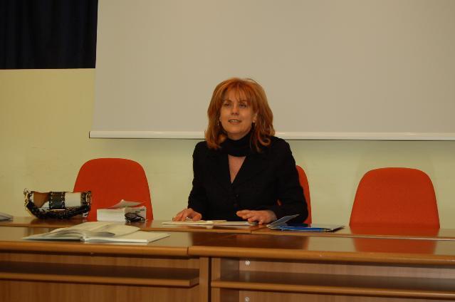 Procuratore della Repubblica di Matera dr.ssa Celestina Gravina