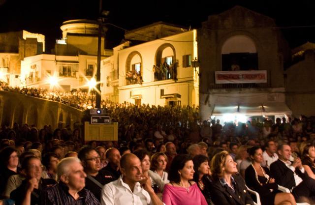 Pubblico del Lucania Film Festival