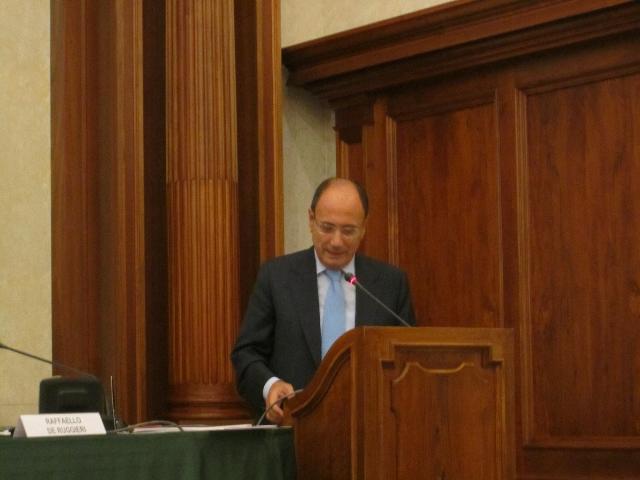 Renato Schifani a Matera