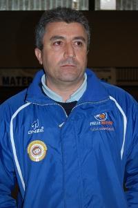Responsabile minibasket della Pielle Prof. Giovanni Papapietro