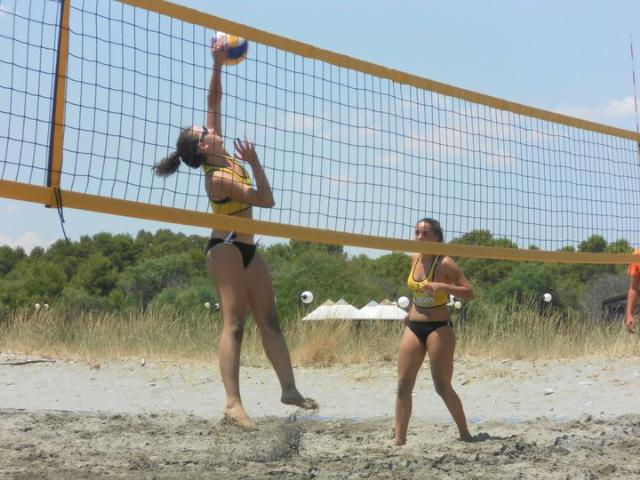 Rubino-Di Pede - Brigante beach volley tour 2011