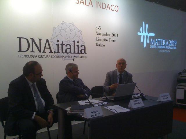 Salvatore Adduce al DNA Torino