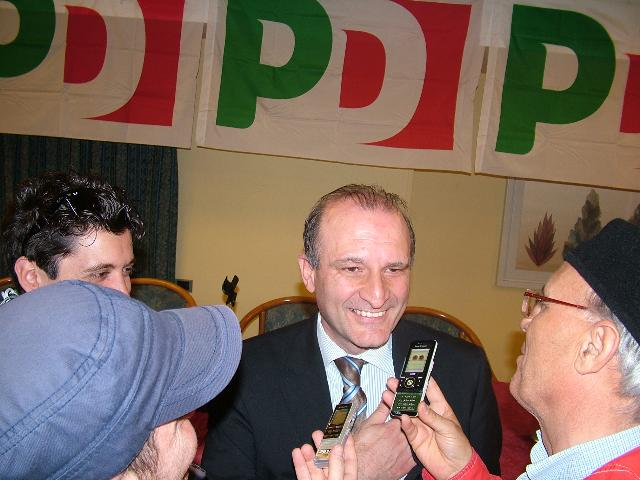Salvatore Iacobellis (foto Martemix)