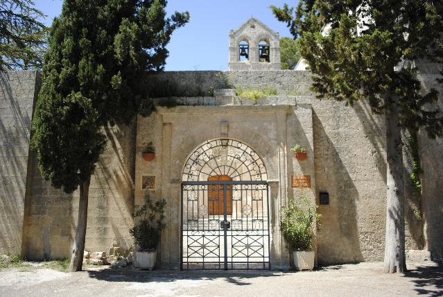 Santuario della Palomba - Matera