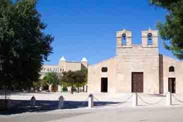 Santuario di Picciano - Matera