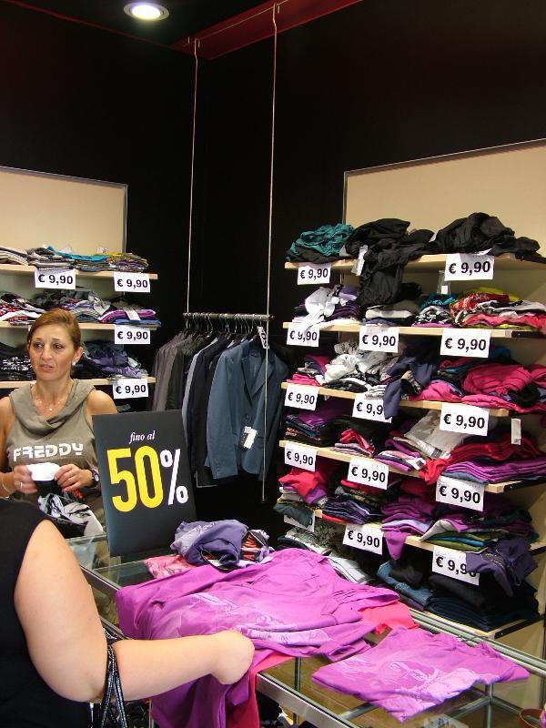 Boutique, saldi di gennaio (foto martemix)