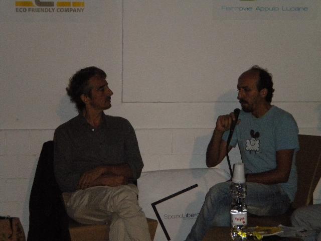 Sergio Rubini a Pisticci per il Lucania Film Festival 2011