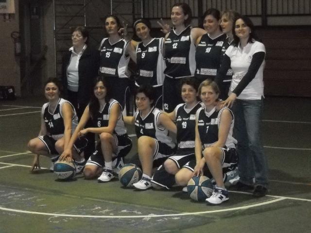 Serie C femminile Sporting Matera