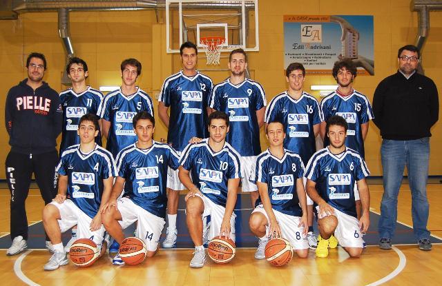 Squadra SAPA 2011/2012