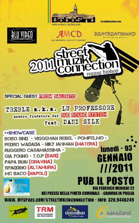 Street Muzik Connection 2011