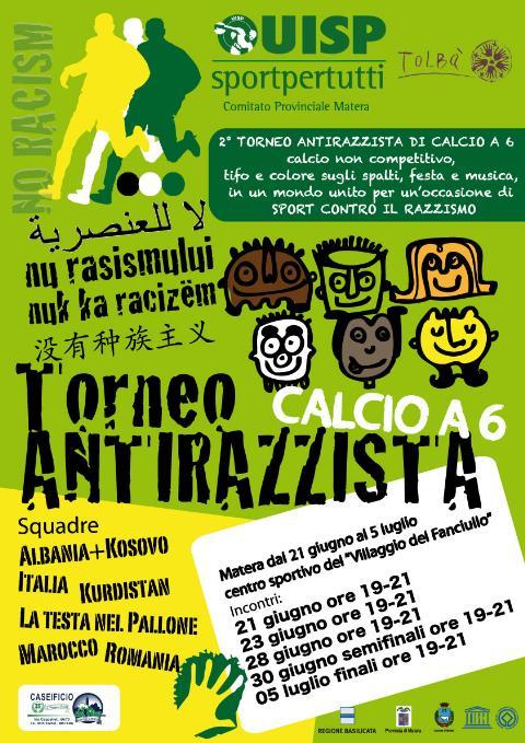 Torneo antirazzista 2011