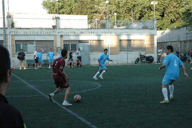 Torneo di calcio antirazzista