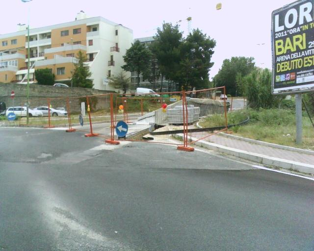 via dei Normanni (Foto Martemix)
