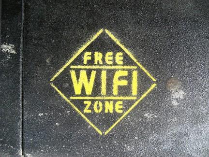 Wi-fi - free zone