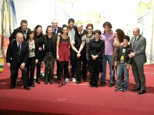 1^ spettacolo comico per sordi-udenti in Basilicata - 12 dicembre 2011 - Matera