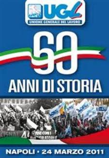 60 anni di UGL - 24 marzo 2011 - Matera