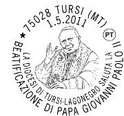 Annullo della diocesi di Tricarico su Giovanni Paolo II