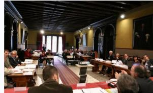 Assemblea cui ha partecipato l'Associazione Basilicata Cori - Matera