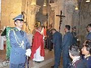 CELEBRAZIONE DELLA FESTA DI S. MATTEO, PATRONO DELLA GUARDIA DI FINANZA - 21 settembre 2011 - Matera